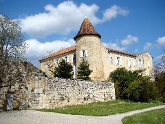 viree08 ECT - h Blanzaguet 16 0207 chateau des Galard