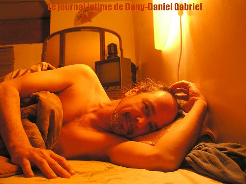 blogue journal intime dany daniel gabriel