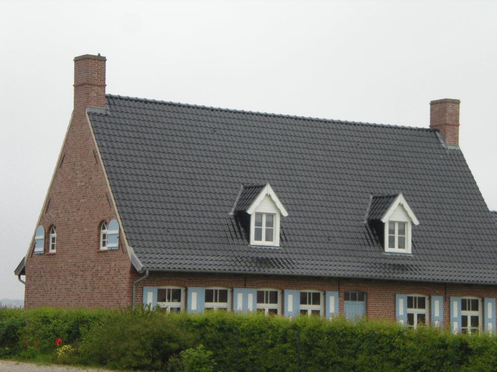Nieuwe traditionele huizen in Frans-Vlaanderen 090502102224440053587392