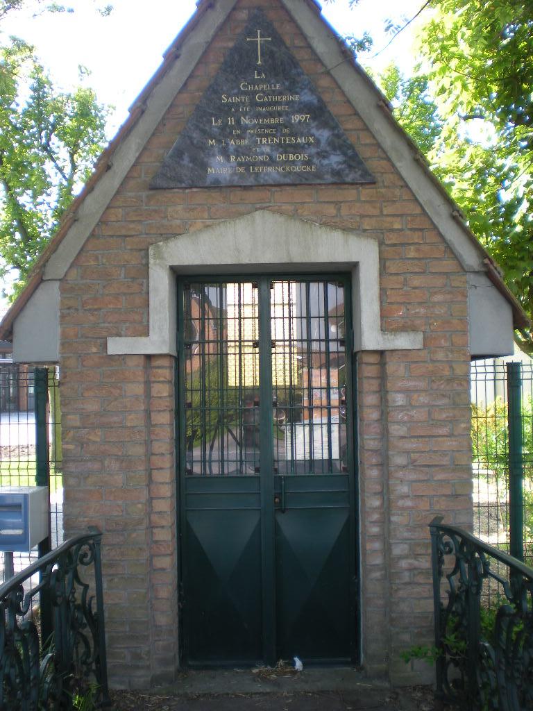 Verdwenen kerken van Frans-Vlaanderen 090502103416440053587486