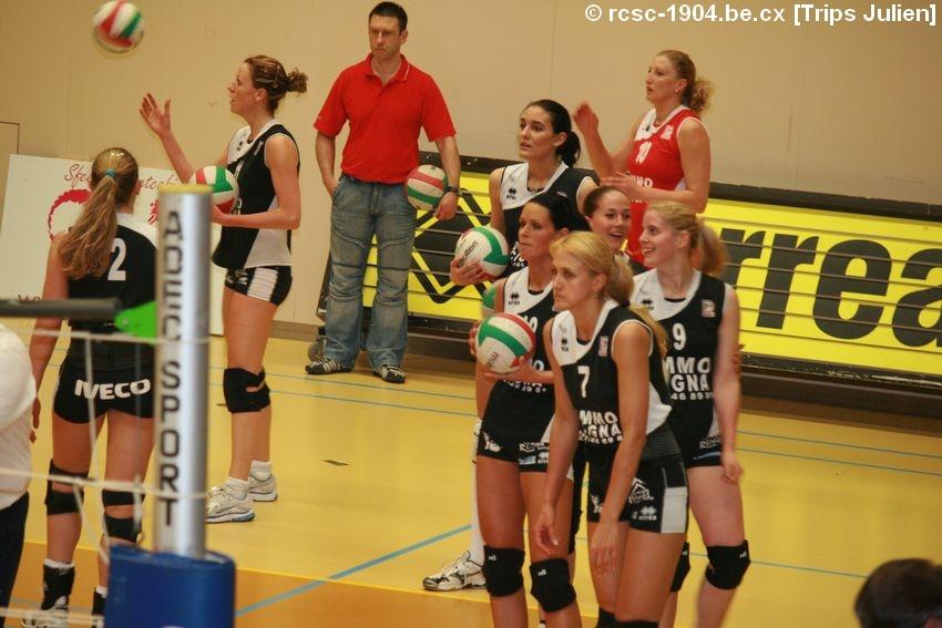 Asterix Kieldrecht - Dauphines Charleroi [Volley] 3-0 [Photos] 090503010040533123588467