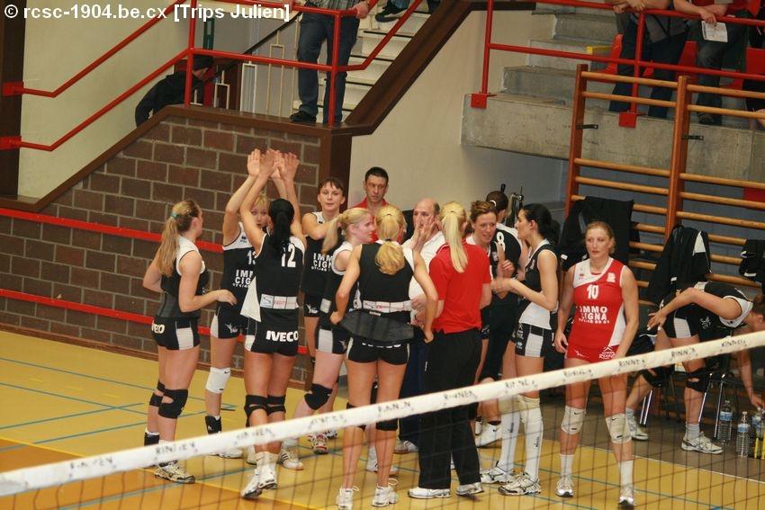 Asterix Kieldrecht - Dauphines Charleroi [Volley] 3-0 [Photos] 090503010130533123588471