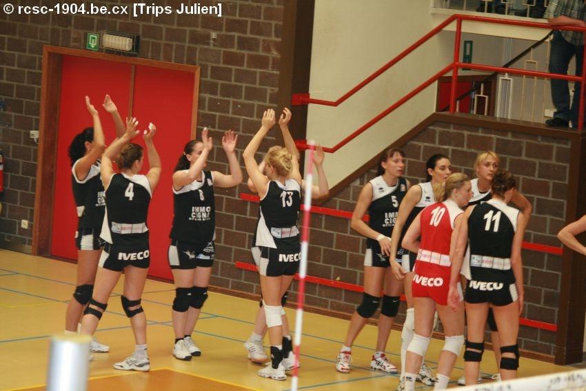 Asterix Kieldrecht - Dauphines Charleroi [Volley] 3-0 [Photos] 090503010148533123588475