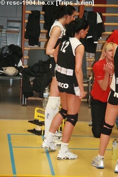 Asterix Kieldrecht - Dauphines Charleroi [Volley] 3-0 [Photos] 090503015134533123588552