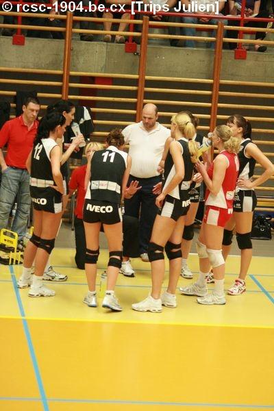 Asterix Kieldrecht - Dauphines Charleroi [Volley] 3-0 [Photos] 090503015143533123588554