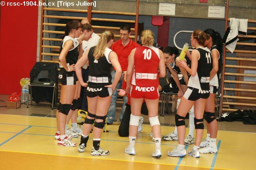 Asterix Kieldrecht - Dauphines Charleroi [Volley] 3-0 [Photos] 090503015227533123588559