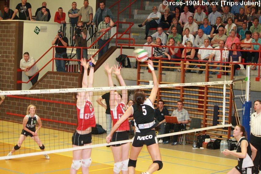 Asterix Kieldrecht - Dauphines Charleroi [Volley] 3-0 [Photos] 090503015245533123588562