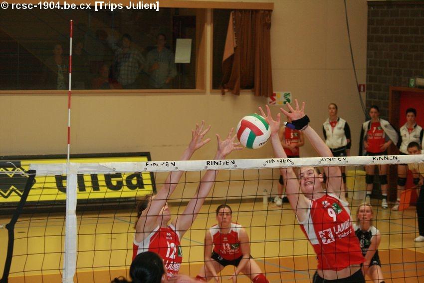 Asterix Kieldrecht - Dauphines Charleroi [Volley] 3-0 [Photos] 090503015254533123588563