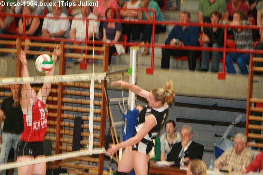 Asterix Kieldrecht - Dauphines Charleroi [Volley] 3-0 [Photos] 090503015311533123588566