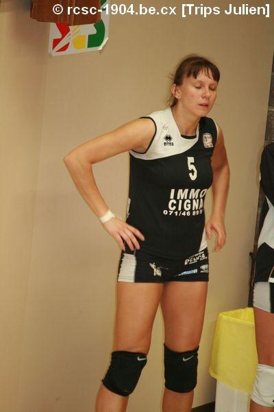 Asterix Kieldrecht - Dauphines Charleroi [Volley] 3-0 [Photos] 090503015329533123588570