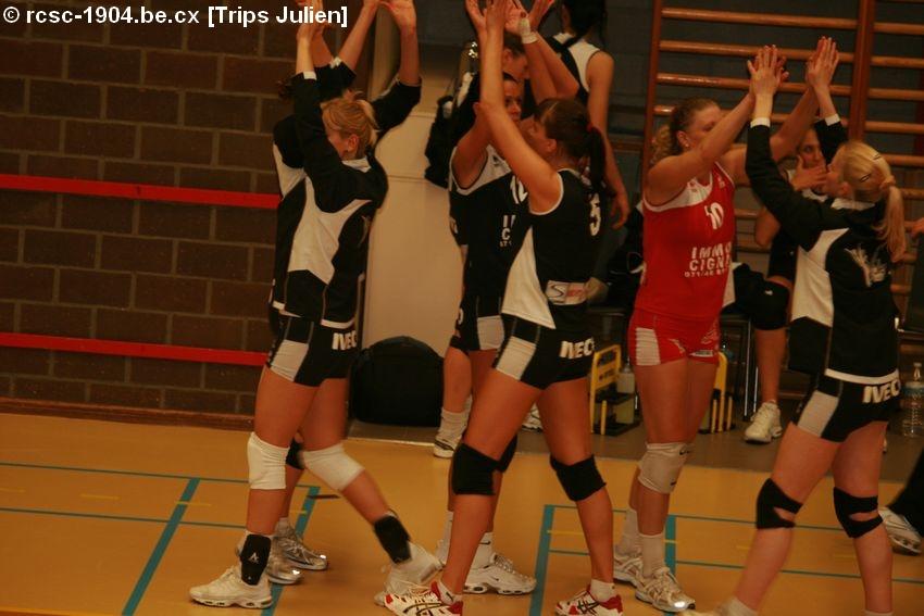 Asterix Kieldrecht - Dauphines Charleroi [Volley] 3-0 [Photos] 090503015451533123588579
