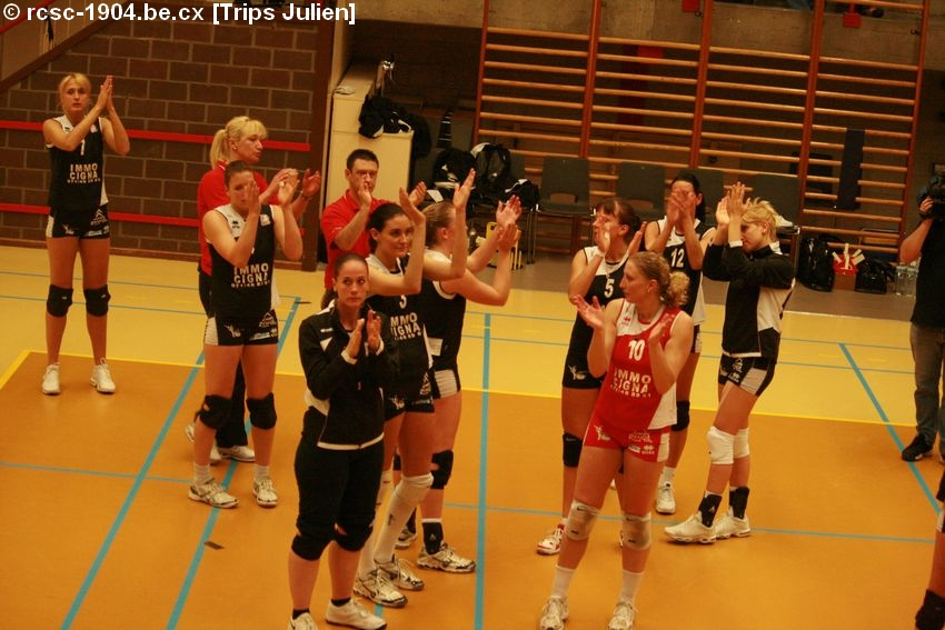 Asterix Kieldrecht - Dauphines Charleroi [Volley] 3-0 [Photos] 090503015525533123588583