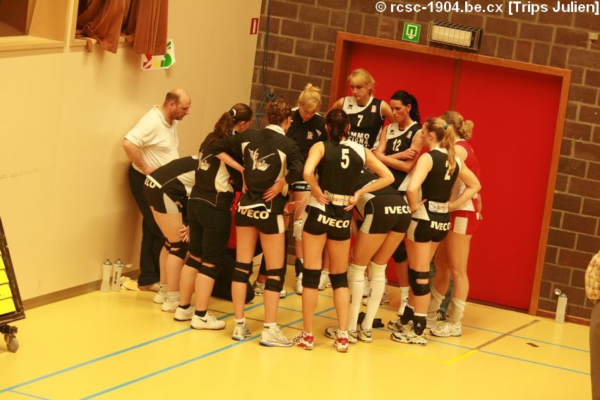 Asterix Kieldrecht - Dauphines Charleroi [Volley] 3-0 [Photos] 090503015533533123588584