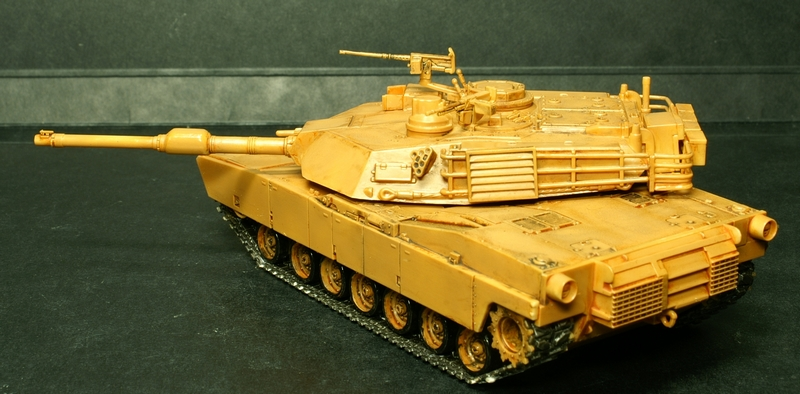 [Revell] Abrams M1A2 1/72 090503085859657403593398