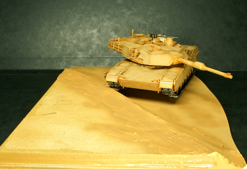 [Revell] Abrams M1A2 1/72 090504100133657403600997