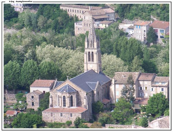 église d'Aubenas (07) 090511105157491573638451
