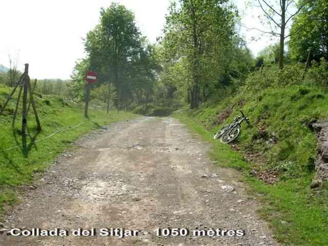 Collada del Sitjar - ES-GI-1050d