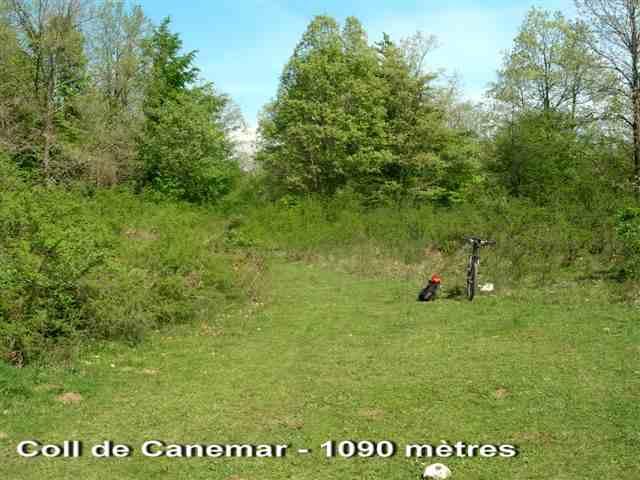Coll de Canemar - ES-GI-1090e