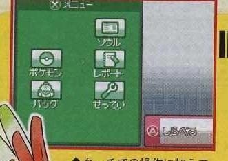 Pokémon Coeur d'or et Ame d'argent 090513103443474443656210