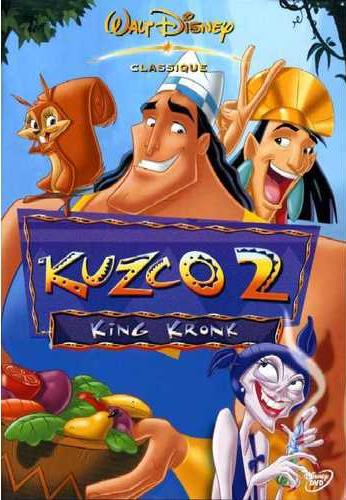 Walt Disney Kuzco 2 : King Kronk French DVDRIP up samourai preview 0