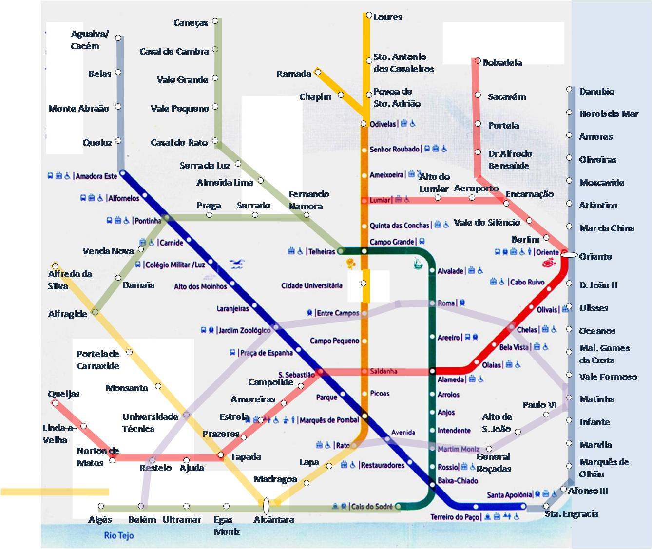 Lisboa Portugal Pinterest Subway Map And Portugal - Portugal underground map