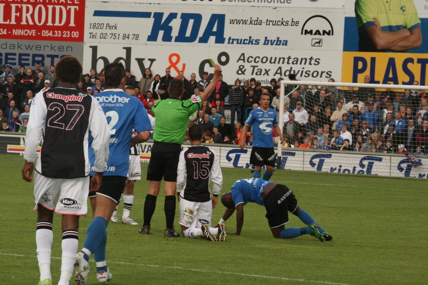 FCV Dender EH - R.Charleroi.S.C. [Photos] 1-2 090517120913533123673815
