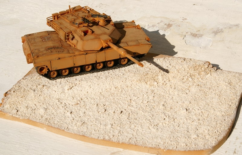 [Revell] Abrams M1A2 1/72 090519101149657403693636