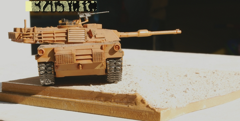 [Revell] Abrams M1A2 1/72 090519101153657403693638