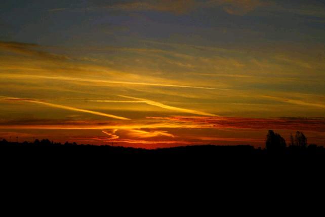 couche soleil - ciel1846n