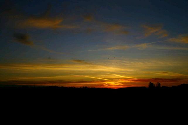 couche soleil - ciel1848n