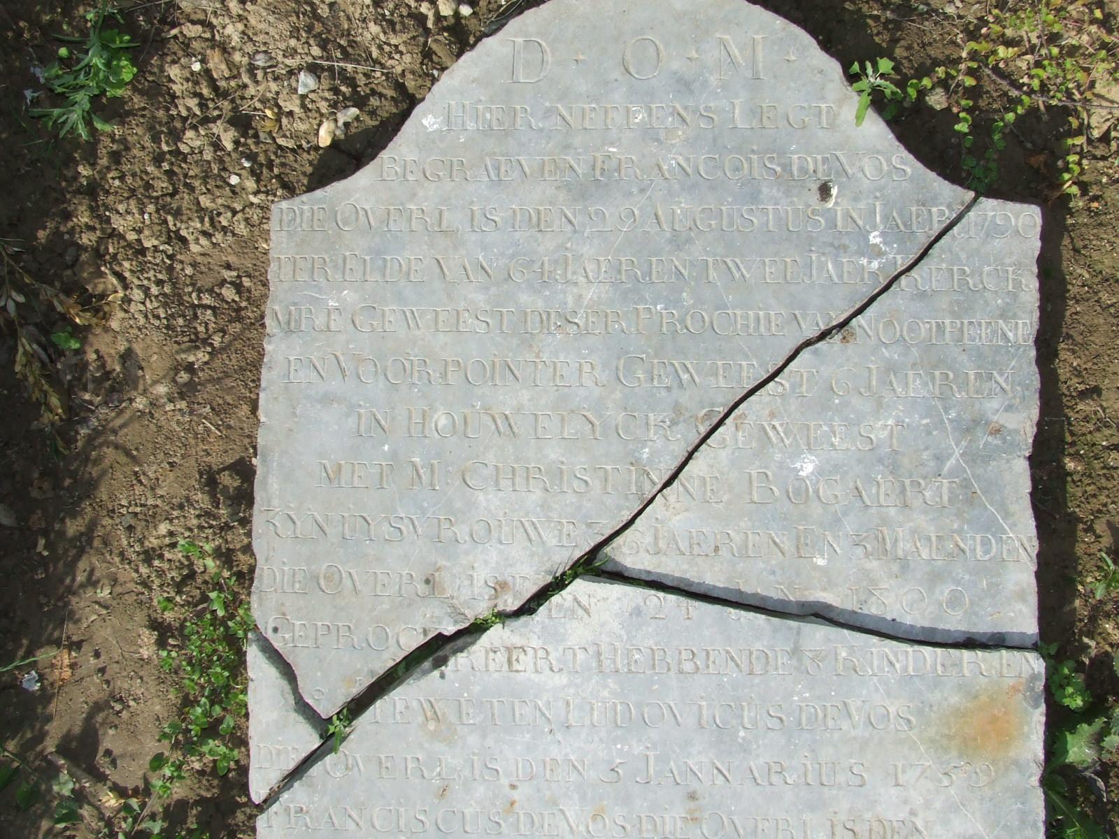 Frans-Vlaamse en oude Standaardnederlandse teksten en inscripties - Pagina 2 090530051009440053763073