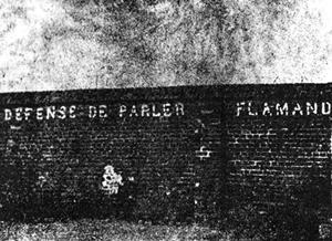 de geschiedenis van de taalproblematiek van Frans-Vlaanderen 090531102515440053779364
