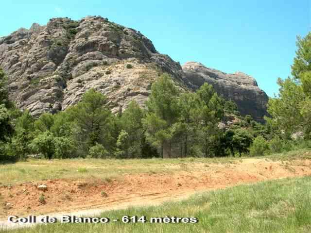 Route du Coll de Blanco
