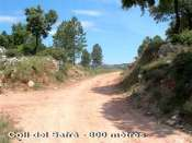 Coll del Safrà ou de Pell Negra - ES-T-0805