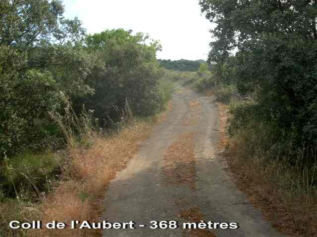 Coll de l'Aubert - ES-T- 358 mètres