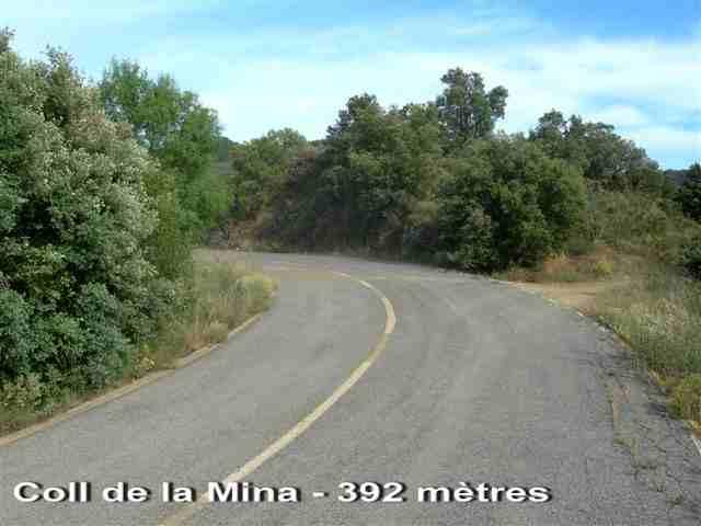 Coll de la Mina - ES-T-0385