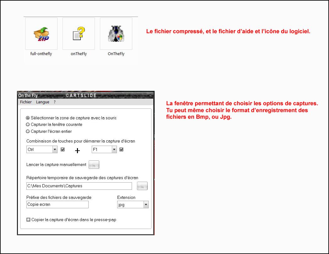 Comment faire une capture d 39 cran discussions sur les for Photo ecran logiciel
