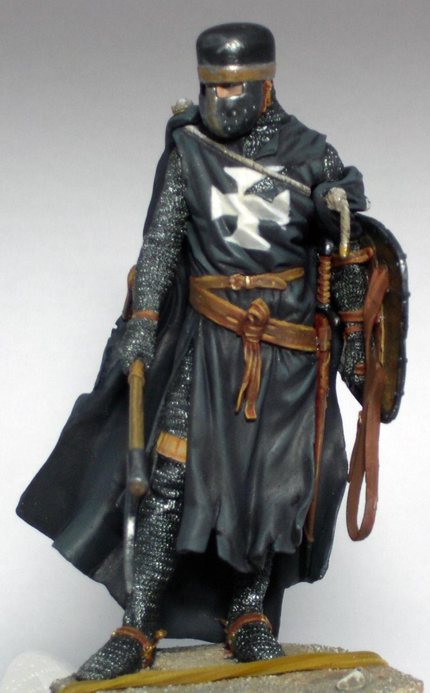 2° .Chevalier Hospitalier , ou Sergent Teutonique - Page 2 090611104120593213844487