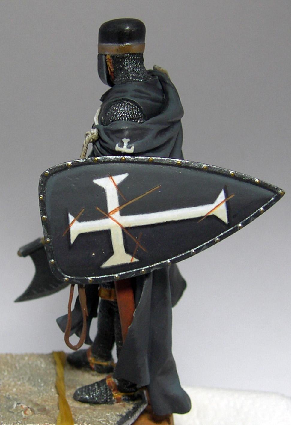2° .Chevalier Hospitalier , ou Sergent Teutonique - Page 2 090611110131593213844545