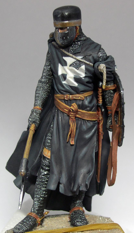 2° .Chevalier Hospitalier , ou Sergent Teutonique - Page 2 090611110320593213844552