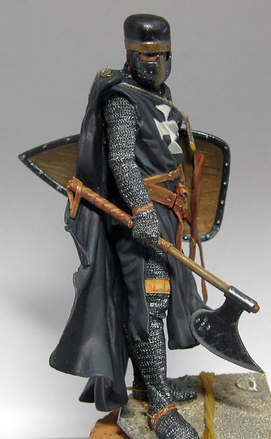 2° .Chevalier Hospitalier , ou Sergent Teutonique - Page 2 090611111915593213844615