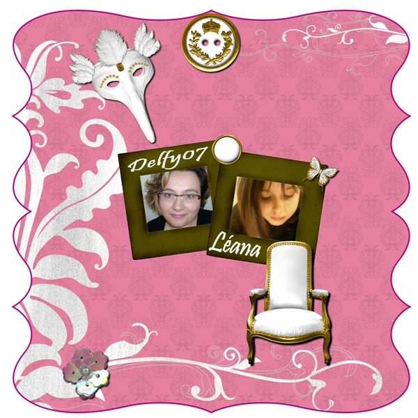 Léana et moi w