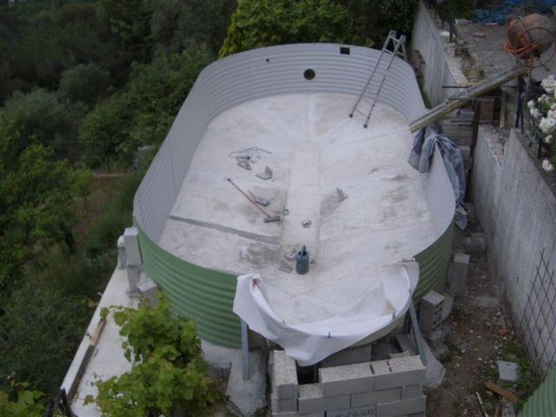 Forum Construction Et Entretien Piscine  Piscine Hors Sol En Agglo