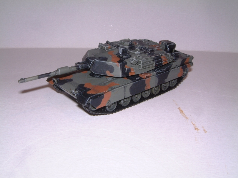 M1A1 with mine plough (1/72 DRAGON) 090620085114588623914225
