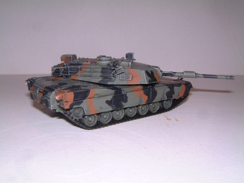 M1A1 with mine plough (1/72 DRAGON) 090620085118588623914226
