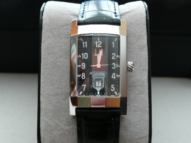 dunhill - News : Jaeger-LeCoultre pour Alfred Dunhill 090622104927732783936748