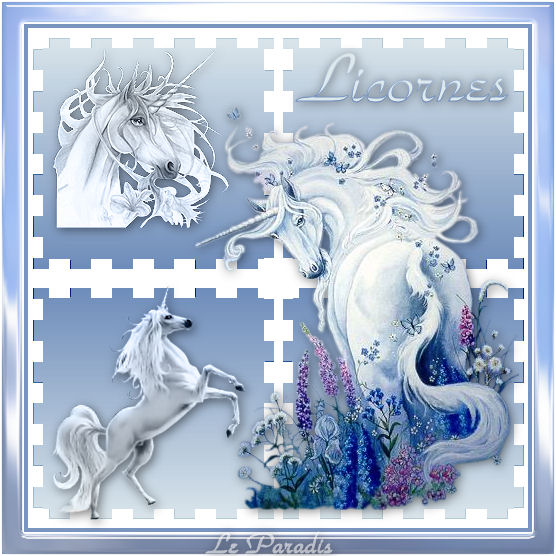 Licornes féeriques 09062305133615033941041
