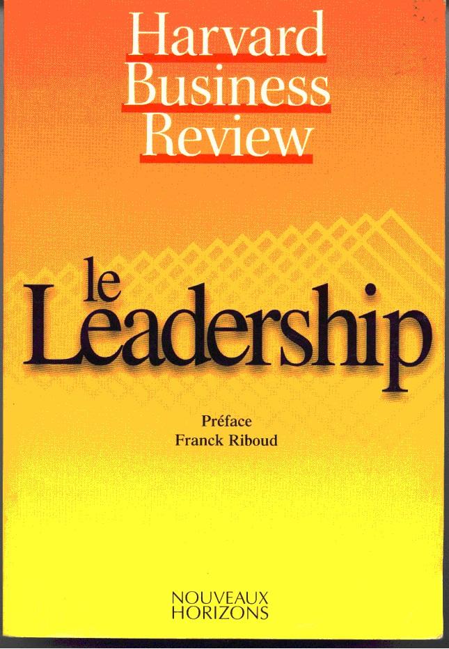 Leadership et Management
