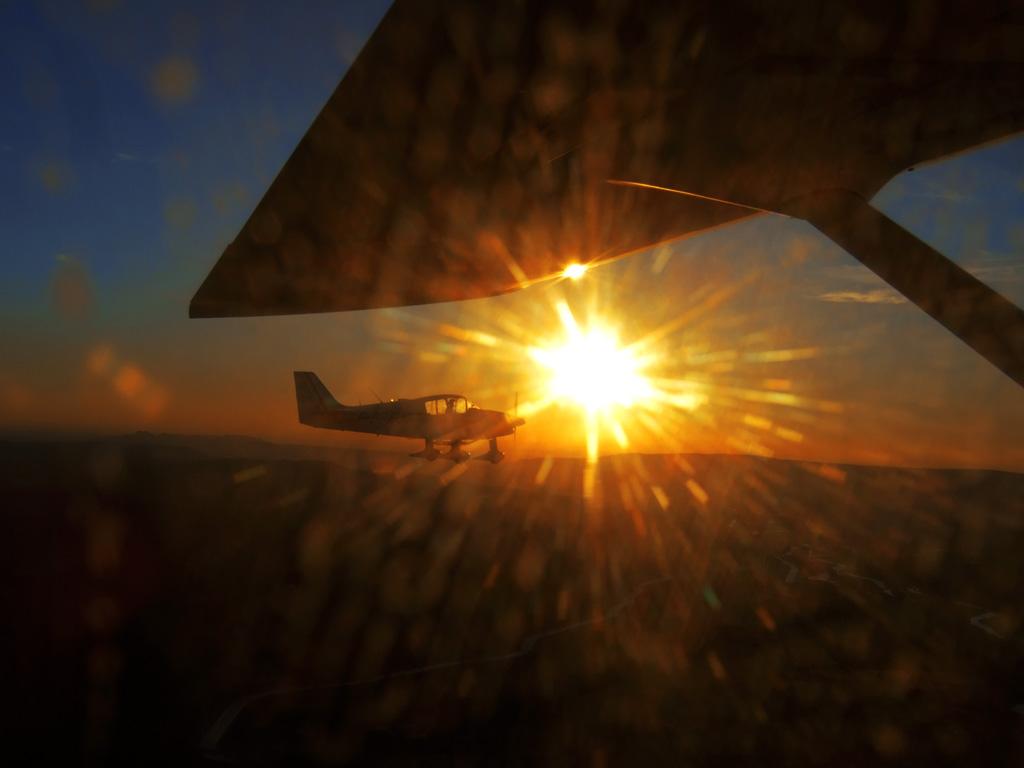 Sunset Flight... 09062702095792713962720