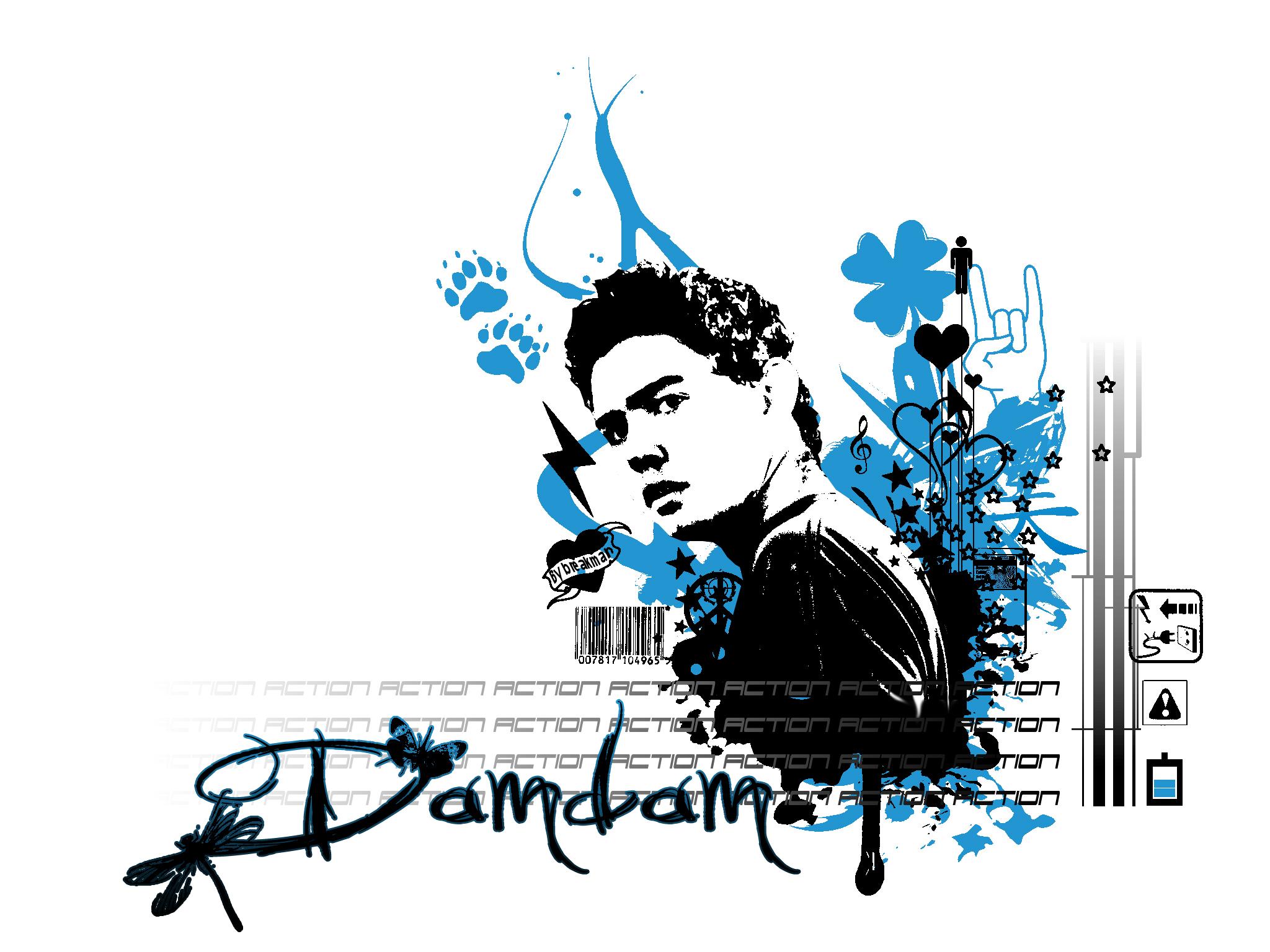 Damien-Graffiste